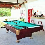 Mangrove ECO Resort - Pool Table
